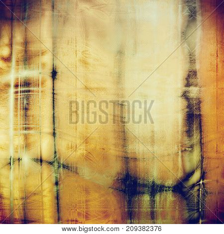 Grunge old-fashioned background with space for text or image. With different color patterns
