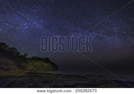 Stars Over The Sea, Aurora Polaris