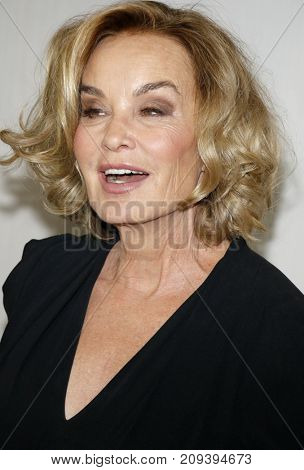 Jessica Lange at the Hammer Museum Gala In The Garden held at the Hammer Museum in Westwood, USA on October 14, 2017.