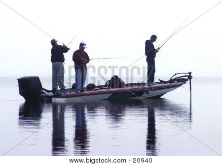 Casting And Fishing