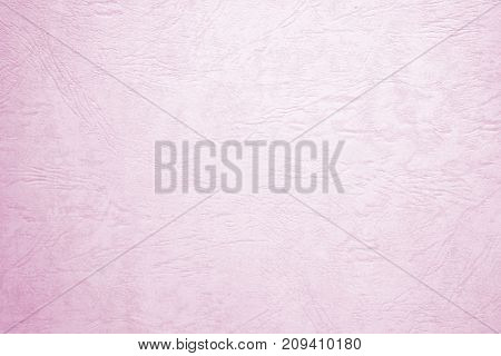 Blank pink paper texture background detail close up