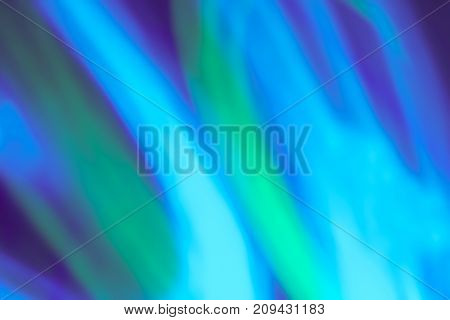 beautiful colorful background fuzzy (blue, green, violet colors)