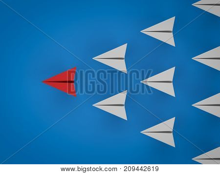 Paper Planes For Leadership