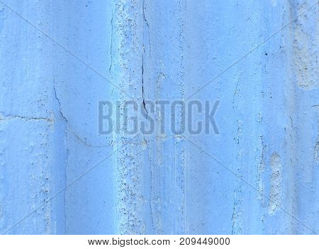 Whitewash wavy surface texture with unevenness close-up