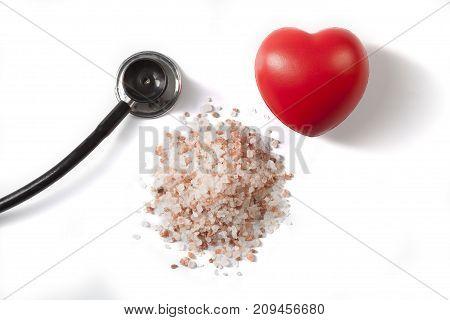 Heart With Salt
