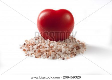 Heart In Salt