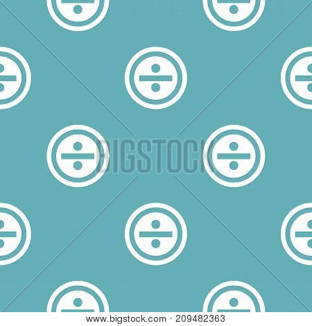 Divide pattern seamless blue. Simple illustration of  vector pattern seamless geometric repeat background