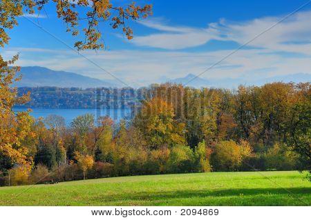 Lake Geneva Fall