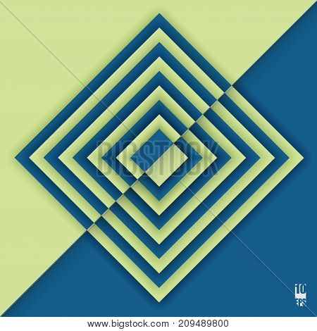 Abstract background with geometric contrasting elements. Eps10 Vector illustration