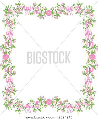 Pinkroseborder