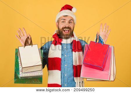 Christmas Sale Black Friday Concept