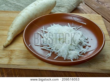 Polish Version Of Horseradish Cooking
