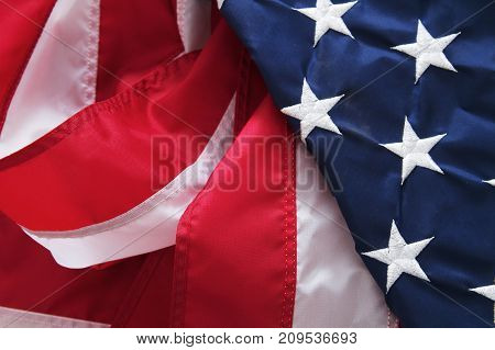 a background of the usa flag with nobody.