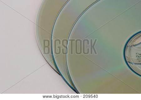 Three Compact Discs