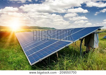 Solar Panels, Photovoltaic - Alternative Electricity Source