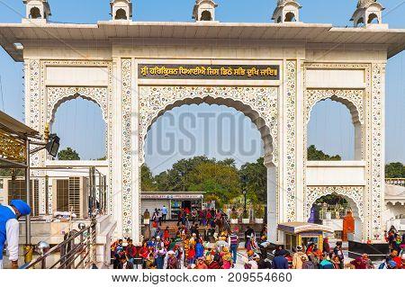 Gurdwara Bangla Sahib