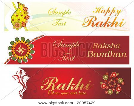 beautiful illustration for rakshabandhan