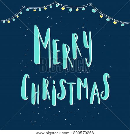 Wonderful And Unique Handwritten Christmas Wishes For Holiday Greeting Cards.