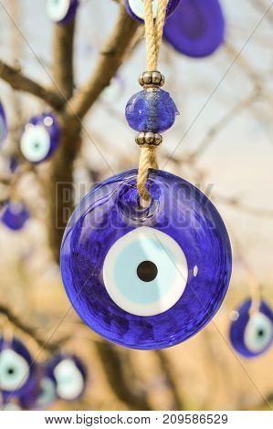 Turkish Eye Pendant take in Cappadocia Turkey