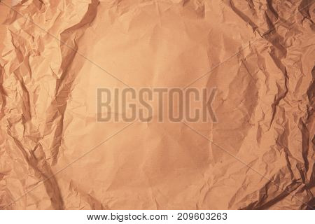 Background of craft paper texture