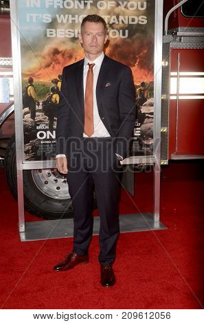LOS ANGELES - OCT 8:  James Badge Dale at the
