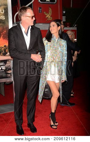 LOS ANGELES - OCT 8:  Paul Bettany, Jennifer Connelly at the