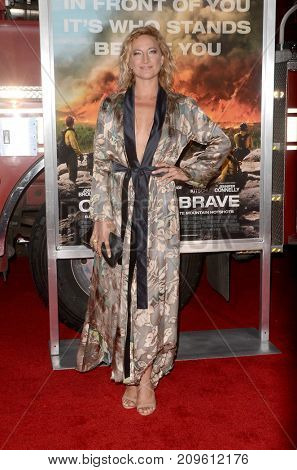 LOS ANGELES - OCT 8:  Zoe Bell at the