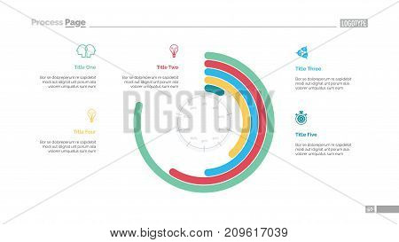 Circle chart vector photo free trial bigstock circle chart with percentage slide template business data graph diagram design ccuart Image collections