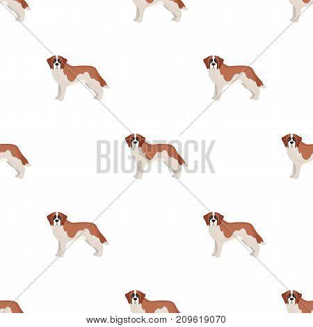 Beagle, single icon in cartoon style.Beagle, vector symbol stock illustration .