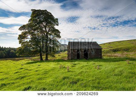 Peak District Barn