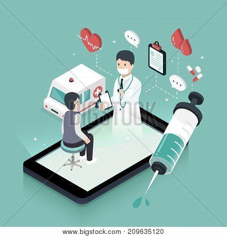 Telemedicine Concept Design