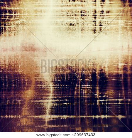 Rough grunge texture. With different color patterns
