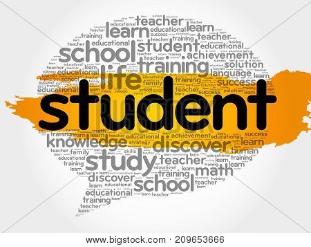 Student Think Bubble