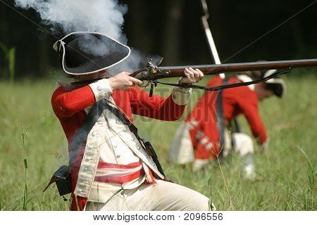 English Redcoat