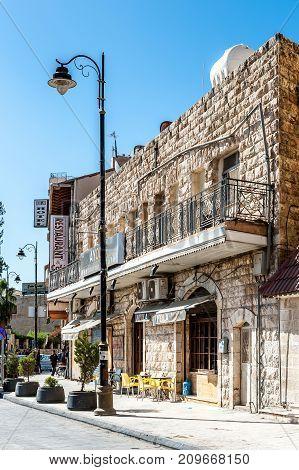Architecture Of Madaba, Jordan