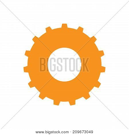 Simple Cogwheel Icon