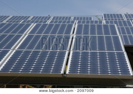 Solar Power Array