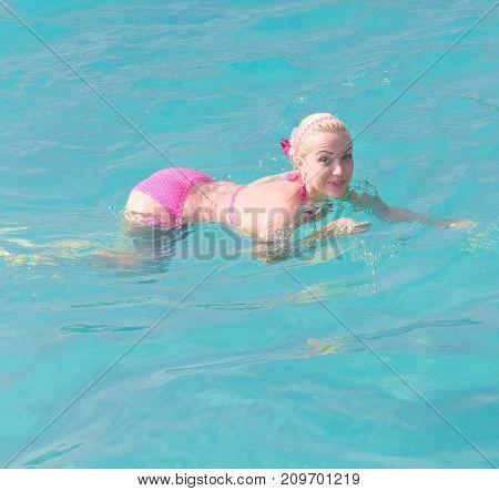 On Resort  In Water