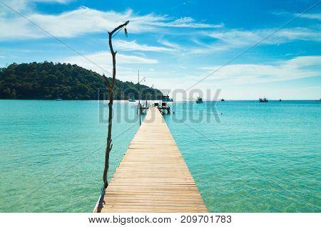 Living is Easy Boardwalk Admire