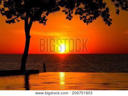 Sunset Pool Beach Hotel
