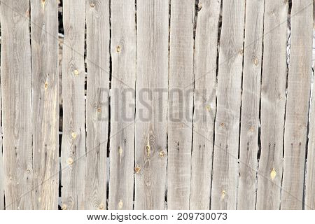old wooden fence as background . Photo of an abstract texture