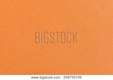 The Texture Of The Orange Paper