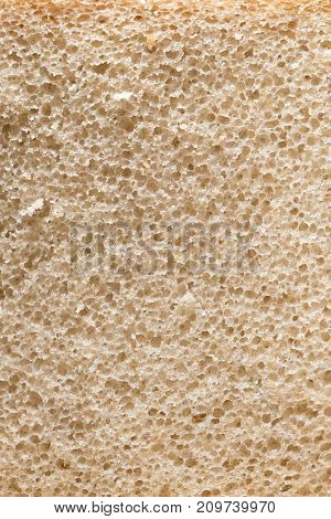 bread as a background. close-up . Photo of an abstract texture