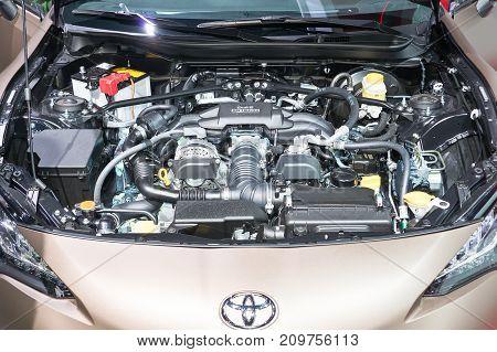 Toyota Gt86 Engine