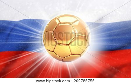 2018 Soccer Competition In Russia