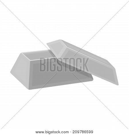 Boxing, wrapping, case, and other  icon in monochrome style.Box, container, package icons in set collection