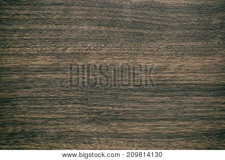 Rustic surface dark wood table texture background. Close up rustic dark wall made of wood table texture.