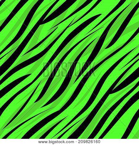 Seamless zebra skin african pattern style  fabric