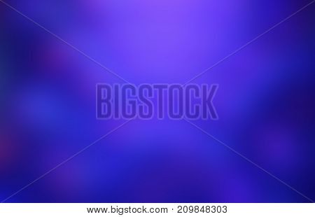 Abstract blurred blue color background for web and graphic design
