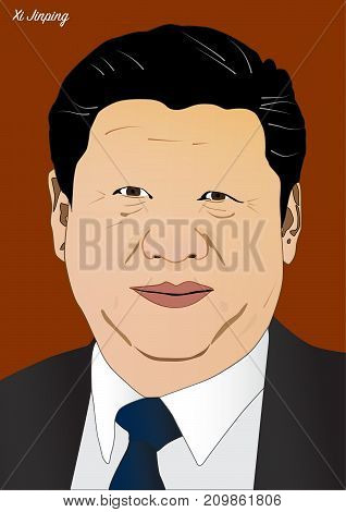 President Of Chine Xi Jinping